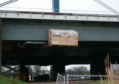 Galecopper brug te Utrecht